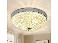 Luxurious Crystals Ceiling Lights