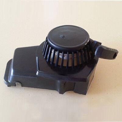 ALLOY PULL START STARTER POCKET BIKE DIRT ATV QUAD 50CC 49CC 47CC 2 STROKE (Pocket Bike Atv Quad)