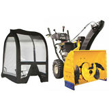 "Cub Cadet 3 Stage Snow Blower 26"" Gas Powered Electric Start w/ Canopy"