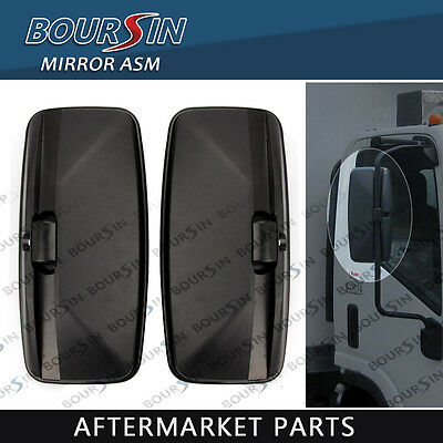 Rh Lh  Fit Isuzu Npr Npr Hd Nqr Nrr Side Mirror 2007