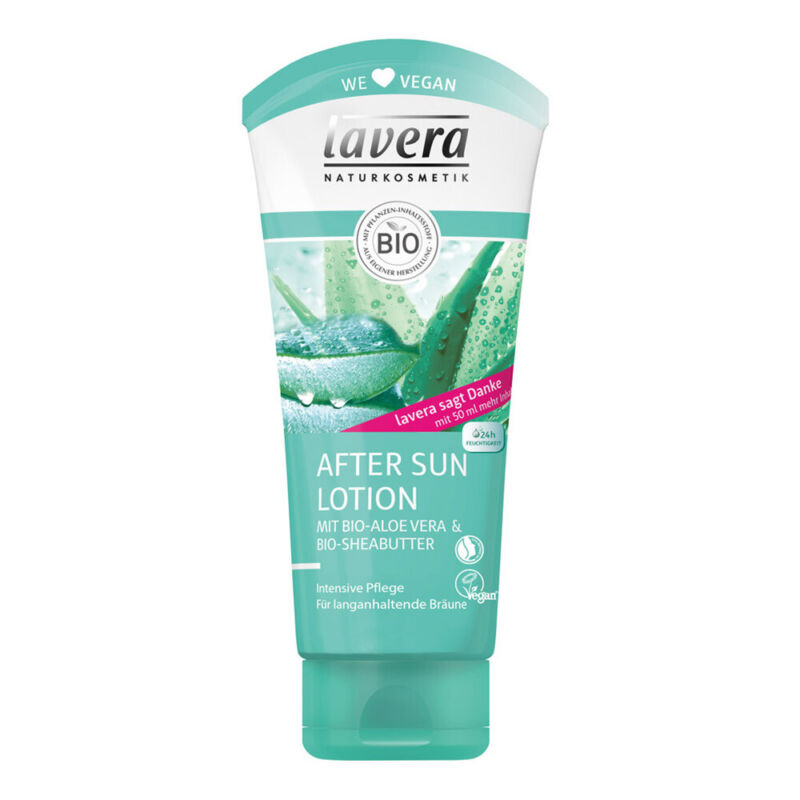 After Sun - Lotion 200ml | LAVERA