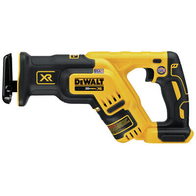 DEWALT 20V MAX XR Compact Reciprocating Saw (Tool Only) DCS367BR recon