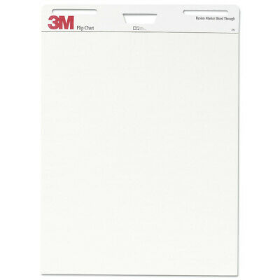 3m Professional Flip Chart Padunruled25 X 30white40 Sheets2ctn 570 New