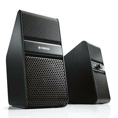 YAMAHA NX-50 Black Funciona Con Altavoz 1Set