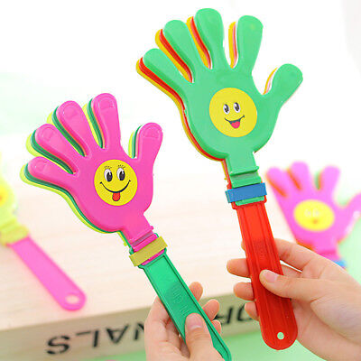 Hand-shape Clapping Palm Plastic Hand Clapper Party Toy Kids Noisemaker Prop New](Hand Clapper)
