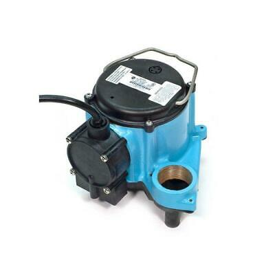Little Giant 6-cia-ml 13 Hp Submersible Automatic Sump Pump