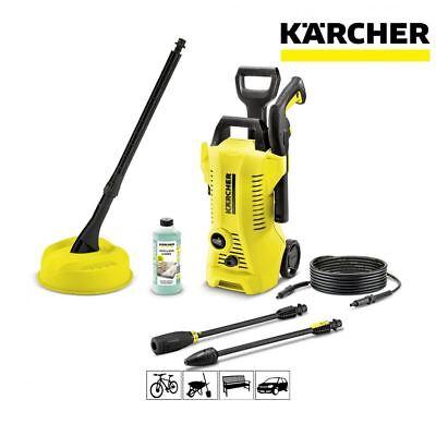Karcher K2 Full Control Home Pressure Washer Telescopic Handle Grade C 16734050