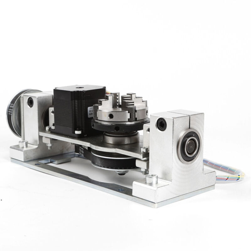 5-Axis CNC Rotary Engraving Machine Milling Drilling Tool for DIY CNC Router