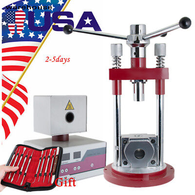 Dental Lab Equipment 400w Flexible Denture Injection System Machine Equipment Aa
