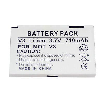 B2G1 Free Phone Battery for Android Motorola BR56 Razor RAZR V3 V3m V3t U6 PEBL