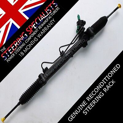 Vauxhall Vectra C 1.9 CDTI 2002 to 2008 Reconditioned Power Steering Rack