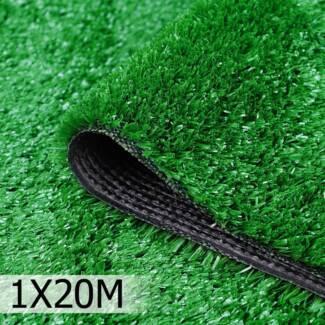 NEW Artificial Grass 20 SQM Polypropylene Lawn 1X20M Green Success Cockburn Area Preview