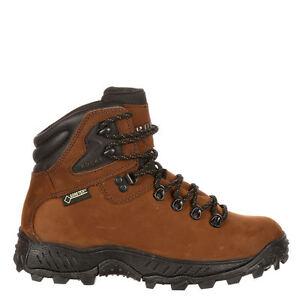 8368eefd27a ROCKY Mens Waterproof Ridgetop Gore-tex Dark Brown Hiker BOOTS Fq0005212 11  Wide