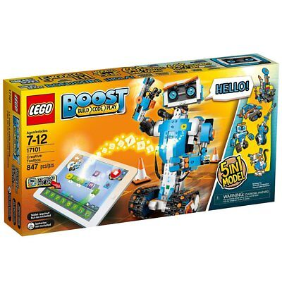 Lego Boost Creative Toolbox   Building And Coding Kit 17101    1 Toy Of The Year