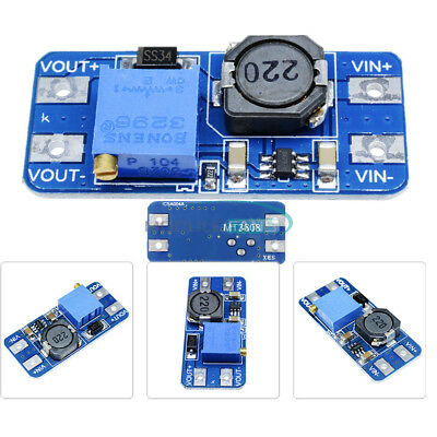 5pcs Mt3608 Dc-dc Step Up Power Apply Module Booster 2a Power Module For Arduino