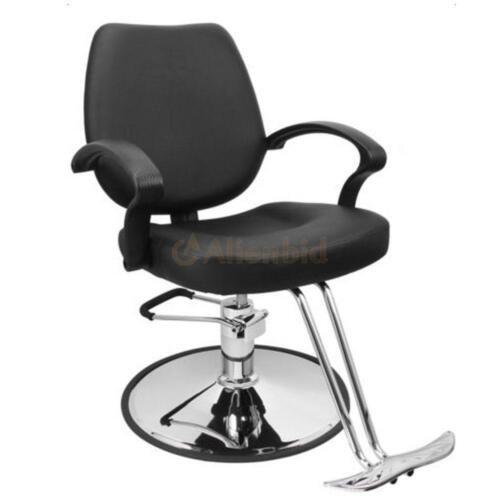 Classic Hydraulic Barber Chair Salon Beauty Spa Hair Styl...