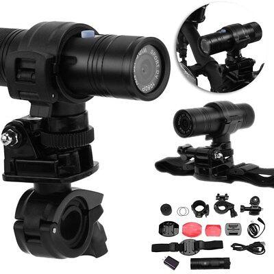 Full HD 1080P Action Sport Camera Bike Motorcycle Waterproof DVR Video Recorder