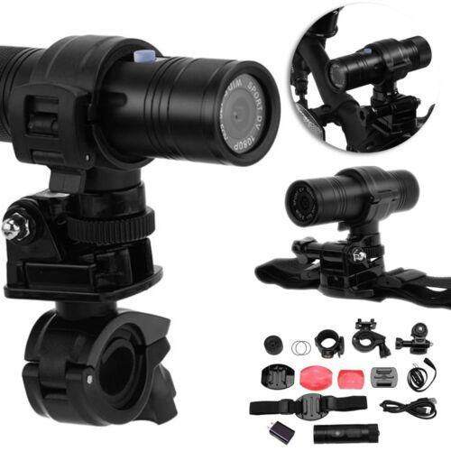 Full HD 1080P Action Sport Camera Bike Motorcycle Waterproof DVR Video Recorder Camcorders