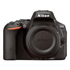 Nikon D5500 24.2MP Digital SLR Camera Body DX-Format CMOS Sensor Black- Gr8 Deal