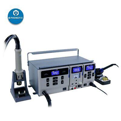 Atten Ms-300 Smd Soldering Rework Station Maintenance System For Soldering