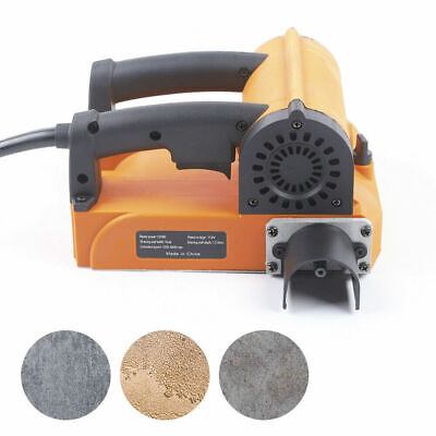 Electric Wall Chaser Planer Groove Cutting Machine Wall Slotting Machine Yellow