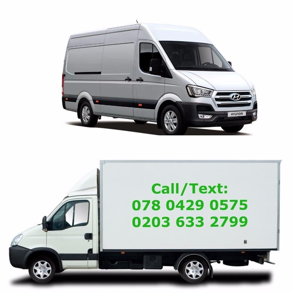 Man and Van from £15/hr, Removal Van Hire / Luton or trasit van/ Hosue Move/ recycle/ furniture move