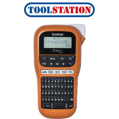 Brother PTE110 Handheld Label Printer