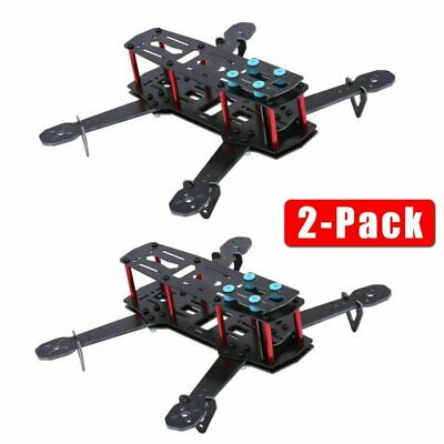 2 PCS 250mm Arm Thickness FPV Drone Carbon Fiber Quadcopter Contrive Kit BE