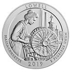 US Quarter Lowell 2019