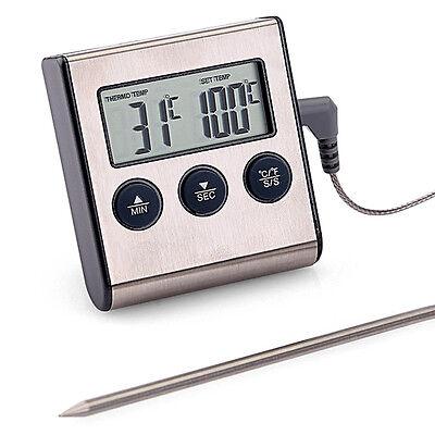 bbq thermometer billig finden und kaufen. Black Bedroom Furniture Sets. Home Design Ideas