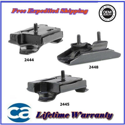 ENGINE MOUNT FITS FORD F150//F350//BRONC0 4.9L89-92,RANGER 2.3L 85-97