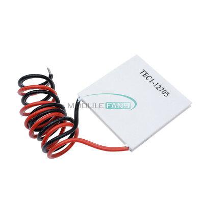 Tec1-12705 Heatsink Thermoelectric Cooler Cooling Peltier Plate Module M