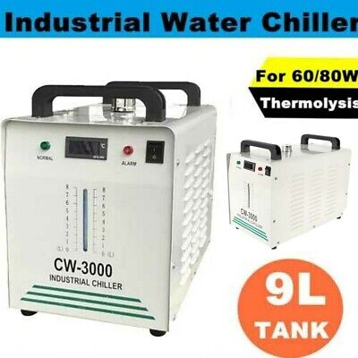Co2 Laser Tube Thermolysis For Engraver Cutter Plasma Machine Water Chiller New