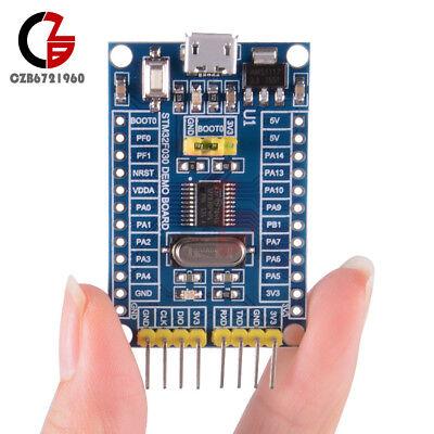 Stm32f030f4p6 Cortex-m0 Arm 32 Bit 48 Mhz Core Mini System Development Board Usb