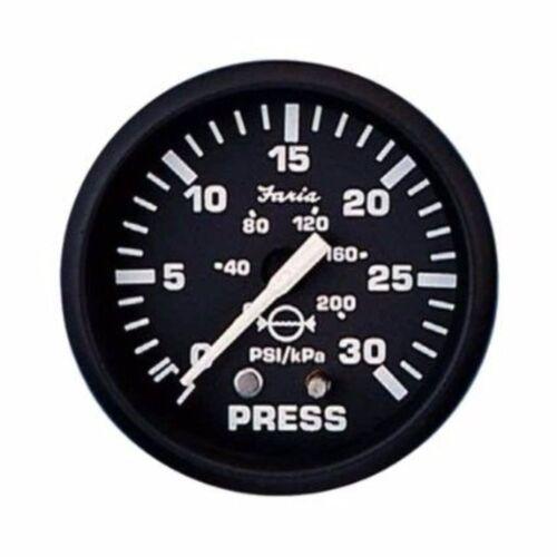 Faria Euro Gauge Water Pressure Kit 30 PSI 12810 MD