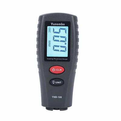 New Paint Thickness Gauge Best Digital Meter For Automotive Coating Thickness