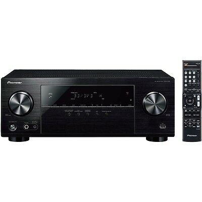 Pioneer   5 1 Ch  4K Ultra Hd A V Home Theater Receiver   Black