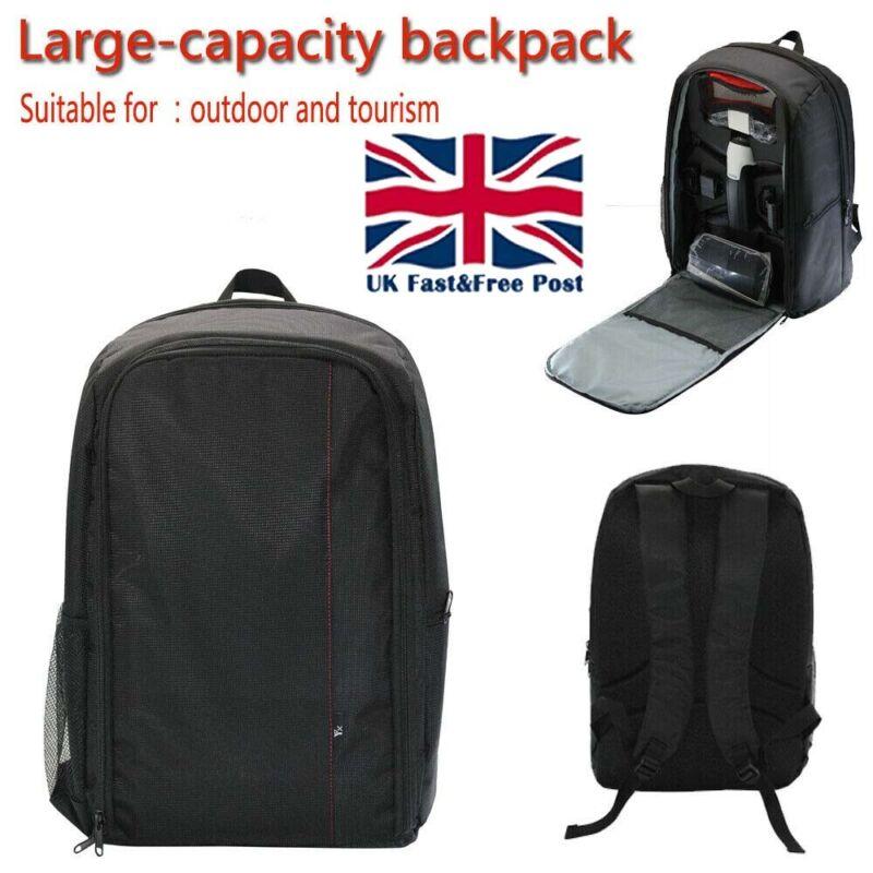 Details About Travel Shoulder Bag Backpack Carrying Box Case For Parrot Bebop 2 Fpv Rc