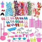 83 st/1 set 11.5 poppen Barbie Dress Up Kleding Lot