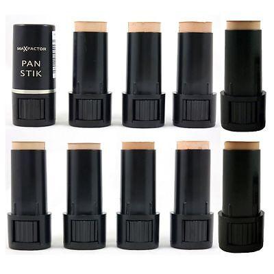 Max Factor Pan Stik Panstik Stick Foundation 9 g - freie Farbwahl ()