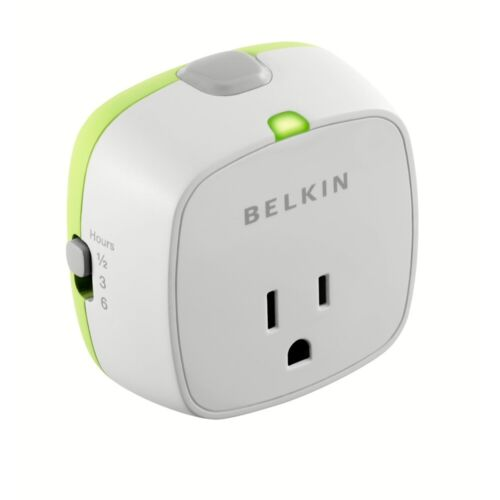 Belkin Conserve Socket Energy-Saving Outlet F7C009q New Sealed Free Shipping