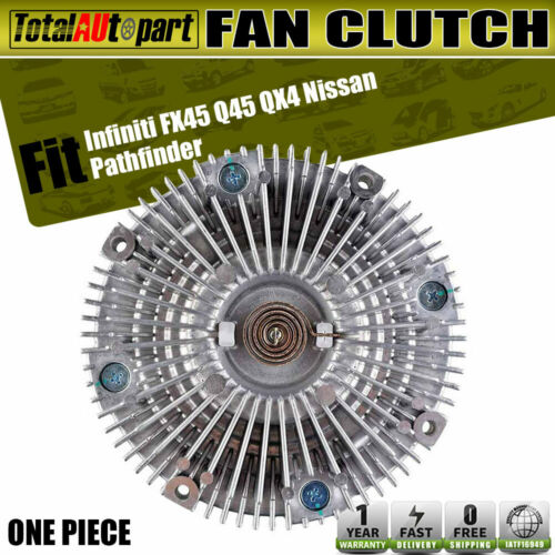 Engine Cooling Fan Clutch Will Fit pathfinder Q45 FX45 QX4