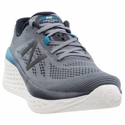 New Balance Fresh Foam More  Casual Running Road Shoes - Grey - Mens