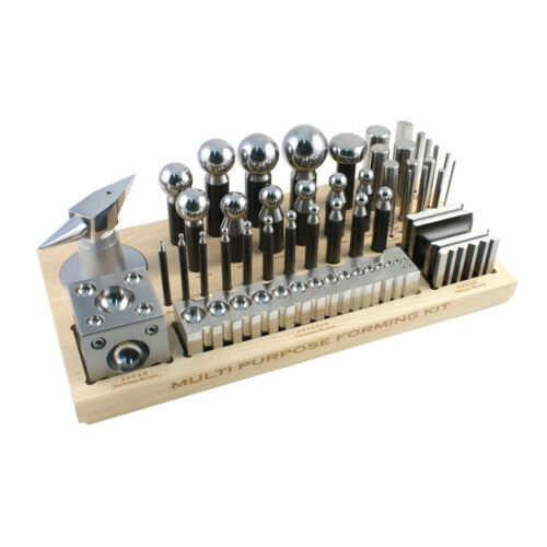 Dapping and Forming Set 43 Pieces - 25-634