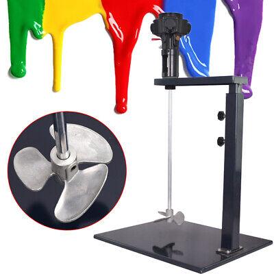 5 Gallon Pneumatic Type Paint Mixer Machine Ink Coating Mixing Tool 20l New Usa