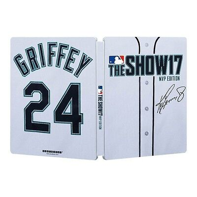 Mlb The Show 17 Mvp Edition  Playstation 4 2017 2K17 Ps4 Sony Brand New