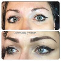 Microblading by Maryam ($320 March special)