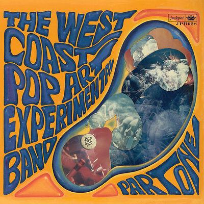 (West Coast Pop Art Experimental Band - Part One - MONO LP - Jackpot Records 2017)