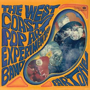 West Coast Pop Art Experimental Band - Part One - MONO LP - Jackpot Records 2017