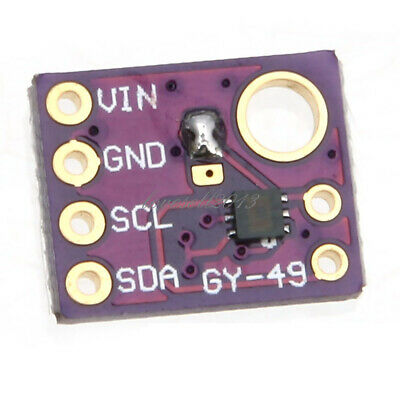 New Max44009 Ambient Light Sensor Module For Arduino With 4p Pin Header